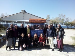 Visit to ARCHELON's RC